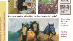 Pastel Artist International, March/April 2002, Master Pastel Artists of the World - United States Showcase, Page 34